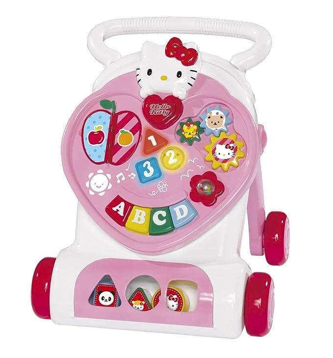 Simba Hello Kitty 104014857 - Andador con Actividades (50 cm de ...