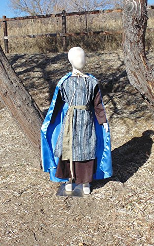 Little King Wisemen Nativity Complete costume in Boys 4-6 by Fru Fru and Feathers Costumes & Gifts