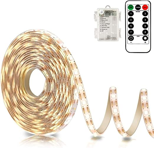 Battery Powered Led Strip Lights