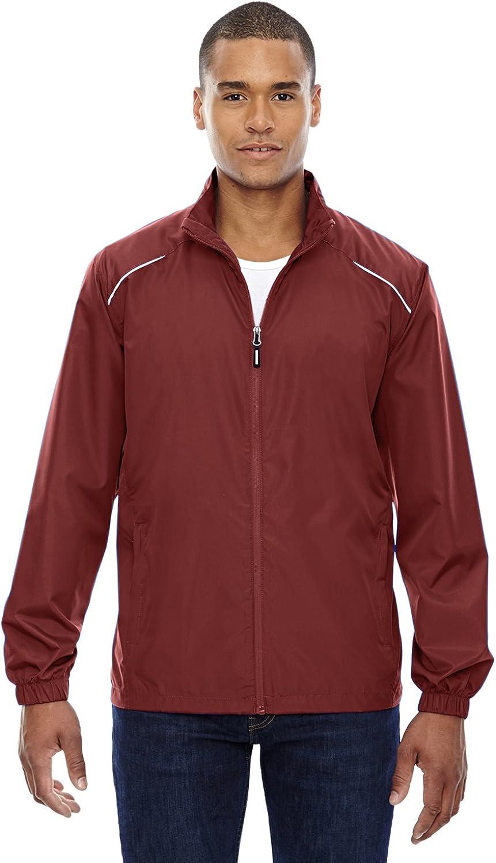 Ash City Core 365 Mens Tall Motivate Unlined Lightweight Jacket