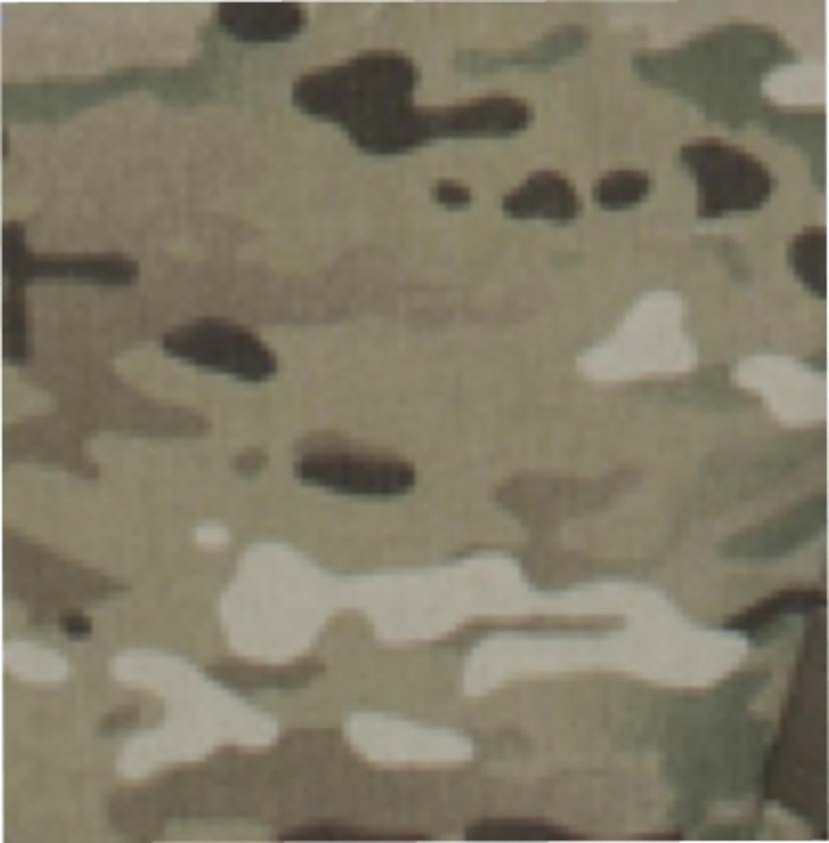 Voodoo Tactical MOLLE Double Pistol Mag Pouch - MultiCam