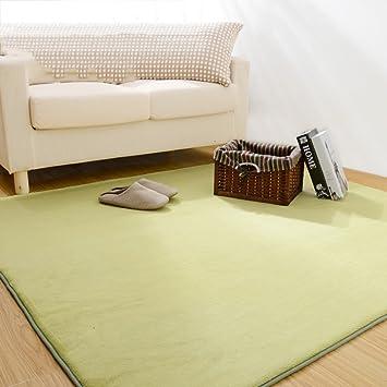 Amazon De Qiaoquanbao Europaischer Teppich Schlafzimmer Teppich