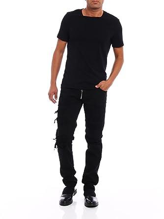2ee87db682 DSQUARED2 - Jeans - Uomo Nero Taglia produttore 56: Amazon.it ...
