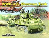 WWII U.S. Sherman Tank in Action, Rob Ervin and David Doyle, 0897476301