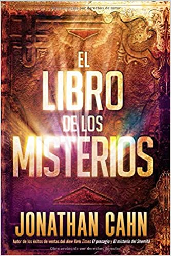 El Libro de Los Misterios / The Book of Mysteries: Amazon.es: Jonathan Cahn: Libros