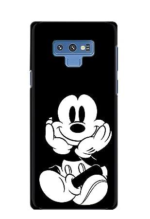 Carcasa para Samsung Galaxy Note 9, diseño de Mickey Mouse de Disney, 20 diseños