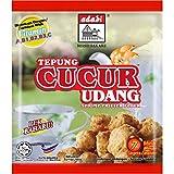 Adabi Tempura Shrimp Fritter Flour 200g (628MART) (1 Pack)