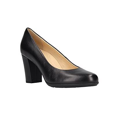 Geox Women's D Annya C Closed Toe Pumps: Amazon.co.uk: Shoes