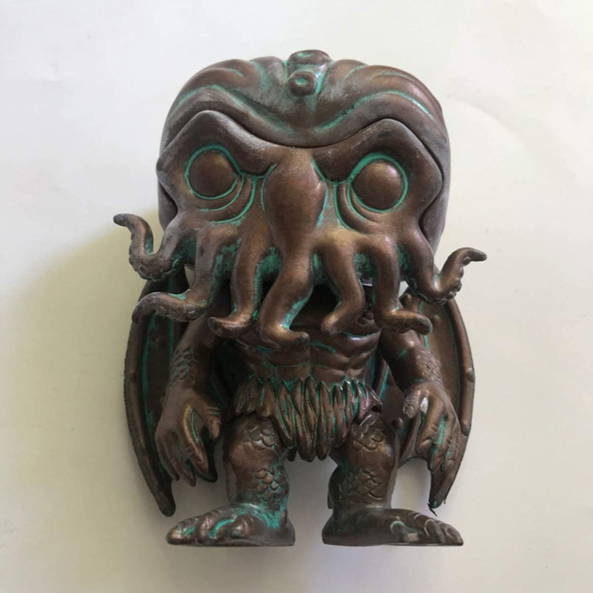 LH-MTZH Bobblehead Figures POP Game LYXNB The Call of Cthulhu-Crusu Collectible Figure-Car Decoration Color : B