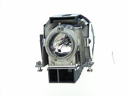 NEC NP02LP - Lámpara para proyector (NEC, NP40, NP50, NSH): Amazon ...