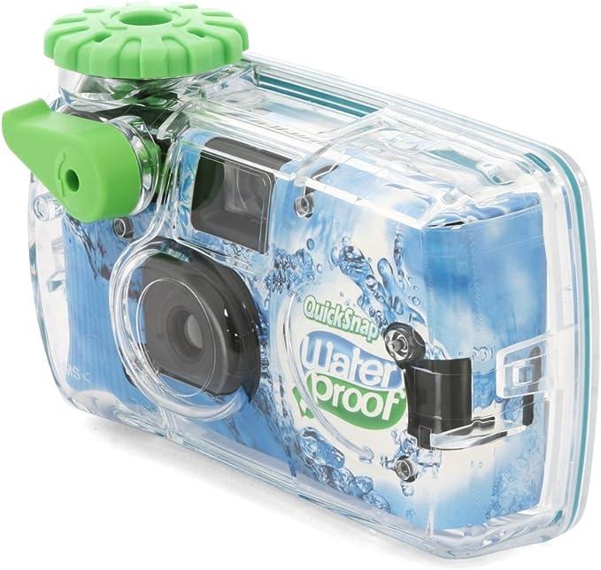 Fujifilm Quicksnap Marine 800 Film Einwegkamera Elektronik