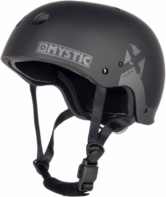 Mystic 2018 MK8 X Helmet Black 180160