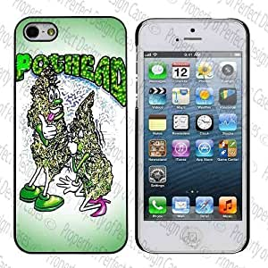 Weed Head Iphone 5/5s Case