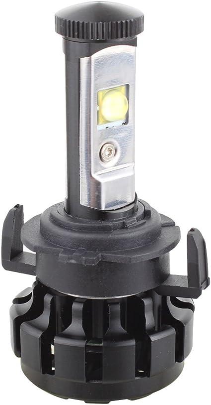 Adaptateur de Supports D/'Ampoule de Phare de Tomall H7 LED Pour Le Feu de Croisement