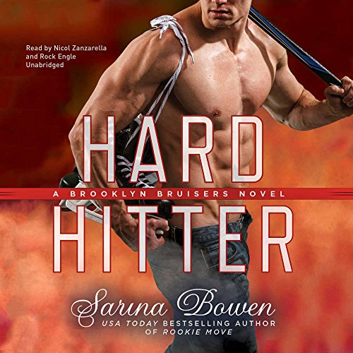 Hard Hitter (Brooklyn Bruisers) by Blackstone Audiobooks