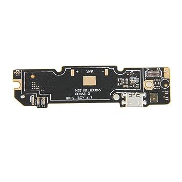 Piezas de repuesto de teléfonos móviles, iPartsBuy Placa de Teclado y carga de reemplazo puerto Flex Cable para Xiaomi redmi Nota 3: Amazon.es: Electrónica