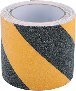 Vvciic Antiscivolo Traction Tape Forte Presa Nastri abrasivi dell'interno Non Skid Esterna Pedate Scale in Barca Decks 2,5 Centimetri * 5m 5cm * 5m 10cm * 5m