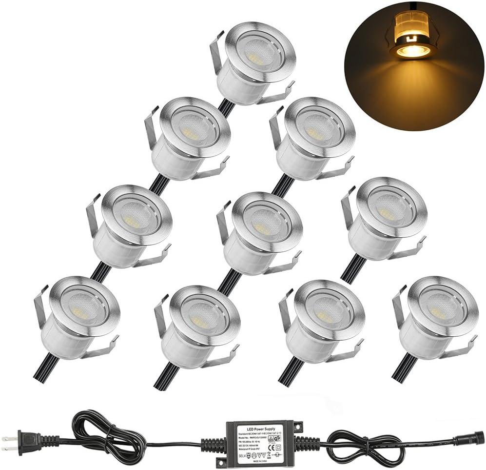 Low Voltage LED Deck Lights Kit Φ1.18