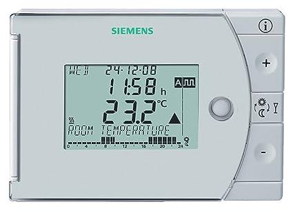 Siemens - Regulador ambiente diario - REV 13-XA (sustituye REV12-XA)