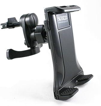 scozzi Soporte Móvil Coche 360° Universal para Teléfono Móvil Smartphone Rejillas Ranuras De Ventilación del Aire Negro (Modelo: Air Vent Mod:2) (am9): Amazon.es: Electrónica