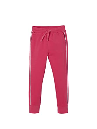 Vertbaudet Pantalon Fille Jogging de Ville  Amazon.fr  Vêtements et ... 72dd625e288