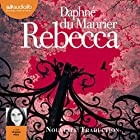Rebecca Audiobook by Daphné du Maurier Narrated by Virginie Méry