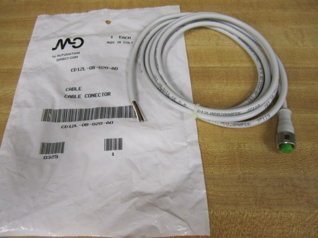 New Automation Direct CD12L-0B-020-C0 *Fast Shipping* Warranty!