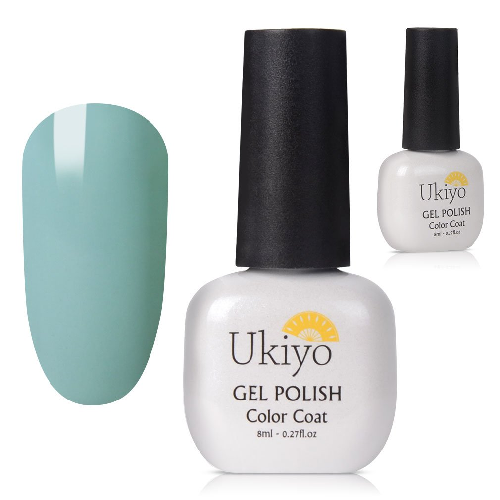 Amazon.com : Ukiyo UV/LED Soak Off Gel Nail Polish 8ml Nail Manicure ...