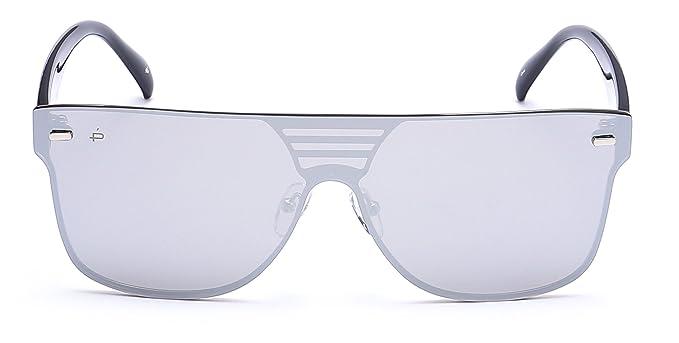 "552cf9c07b5 PRIVÉ REVAUX ""The Rockstar"" Handcrafted Designer Futuristic Sunglasses For  Men   Women"