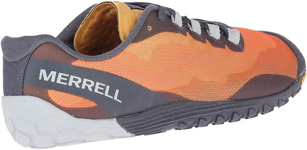 Orange Merrell Damen Vapor Glove 4 Hallenschuhe 41 EU Flame