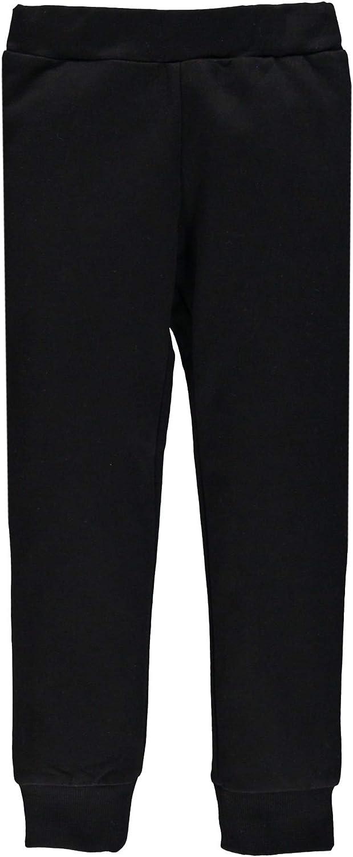 Multicolore Brums Tuta 3PZ:Top E Pant Bianco//Nero 01 913 122 FELPINA +T-Shirt Bambina Taglia Unica: 7A