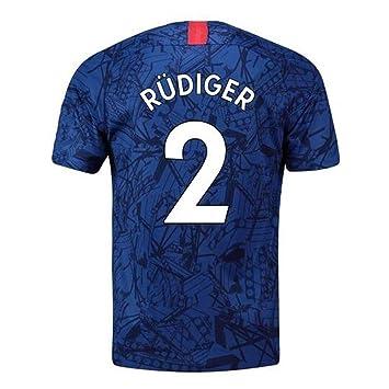 LDFN Antonio Rüdiger #2 Camiseta de fútbol para Hombre - de ...