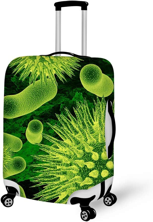Biomolecules Travel Luggage Cover Suitcase Protector Fits 22-24 inch Luggage