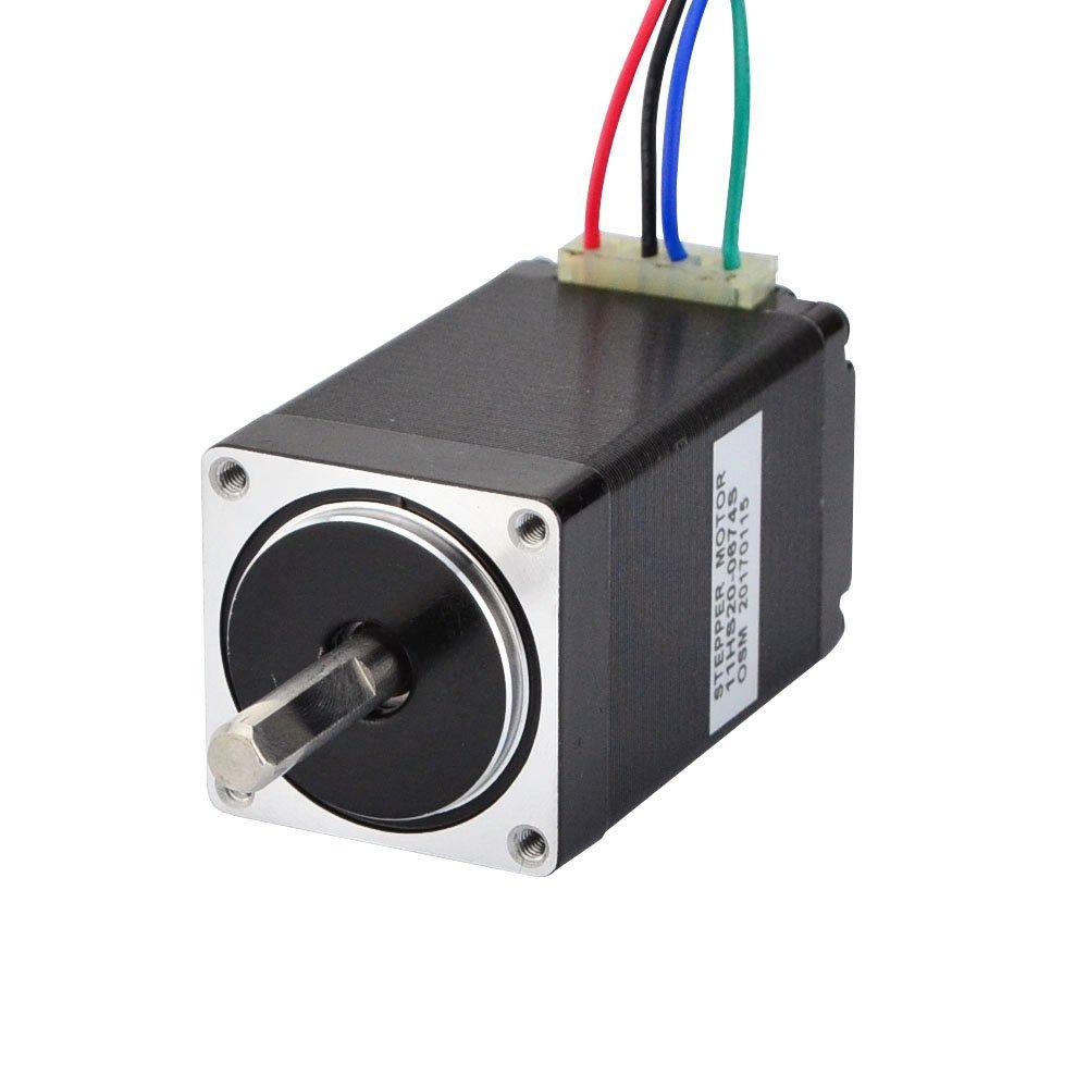 Micro Stepper Motor Nema 11 Bipolar Stepping 0.67A 17oz.in/12Ncm 1.8deg 4 Leads Coact 11HS20-0674S