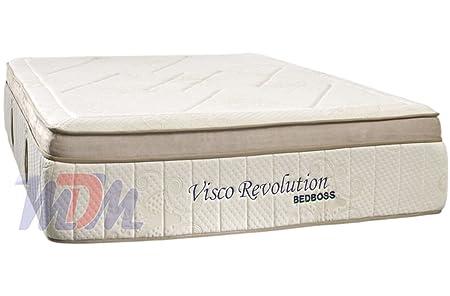 pretty nice f5d25 2ed20 Visco Revolution Best Memory Foam Mattress, Just Like ...