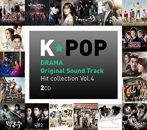 K-Pop Drama OST Hit Collection Vol 4 / Various