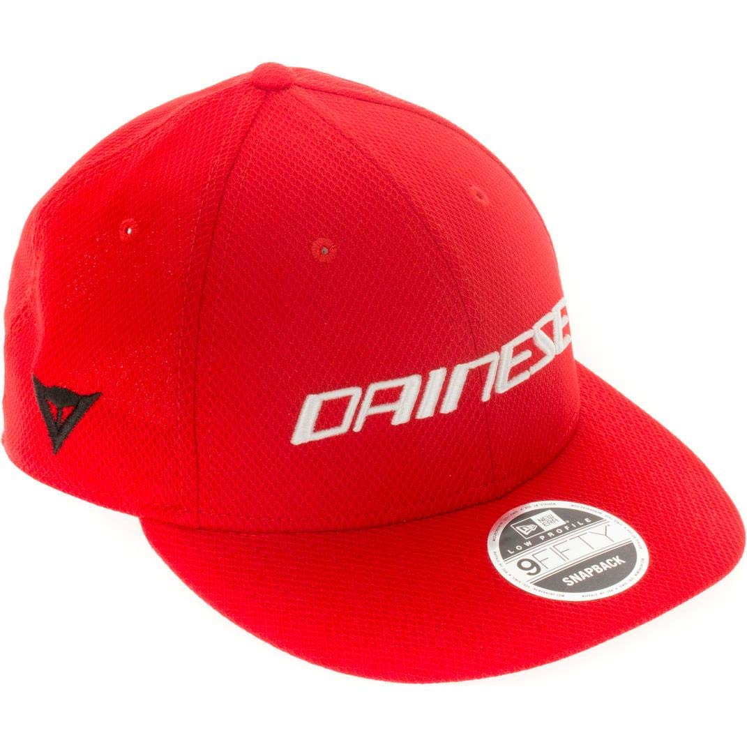 42311526c Amazon.com: Dainese Unisex-Adult 9Fifty Wool Snapback Cap (Black ...