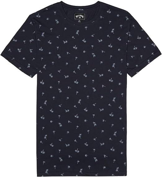 BILLABONG™ - Camiseta - Hombre - L - Azul: Amazon.es: Ropa y accesorios