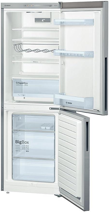 Bosch KGV33VL31S nevera y congelador Independiente Acero ...