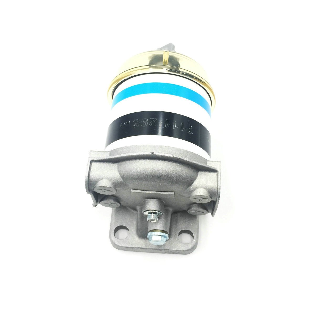 Replacement C5ne9165c D9nn9165ba Fuel Filter Assembly With Glass Ford Bowl For Cav Landini New Holland