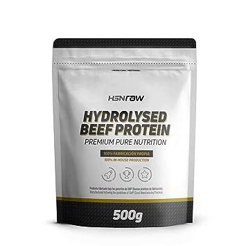 Proteína Hidrolizada de Carne Bovina de HSN Raw | Beef ...