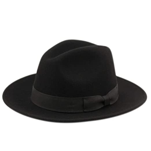 Epoch Men s Wool Felt Outback Hat at Amazon Men s Clothing store  f73e15af1600
