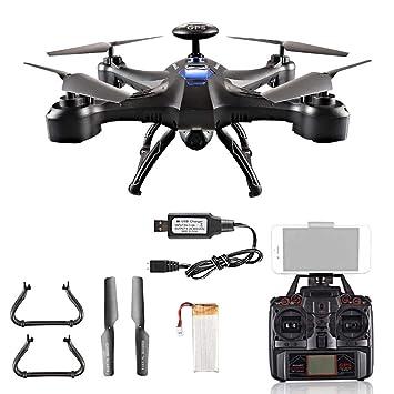 Tartiery - Dron GPS con videocámara, transmisión en Tiempo Real 5G ...