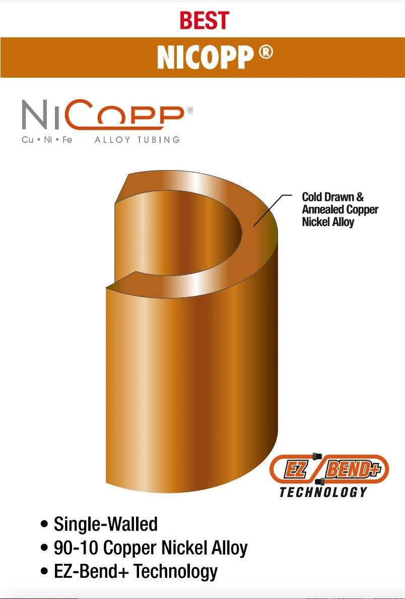 AGS CNC156KIT Ez-Fit Nicopp Kit