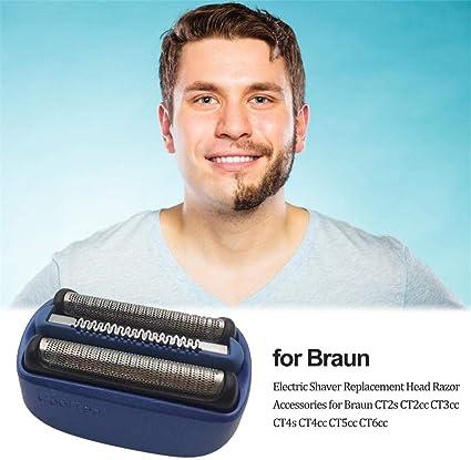 Ganmaov Accesorios eléctricos de la afeitadora de la cabeza de la ...