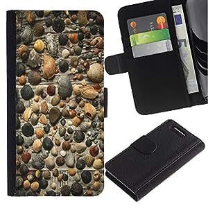 Stuss Case / Funda Carcasa PU de Cuero - gazeta fon rakushki galka - Sony Xperia Z3 Compact
