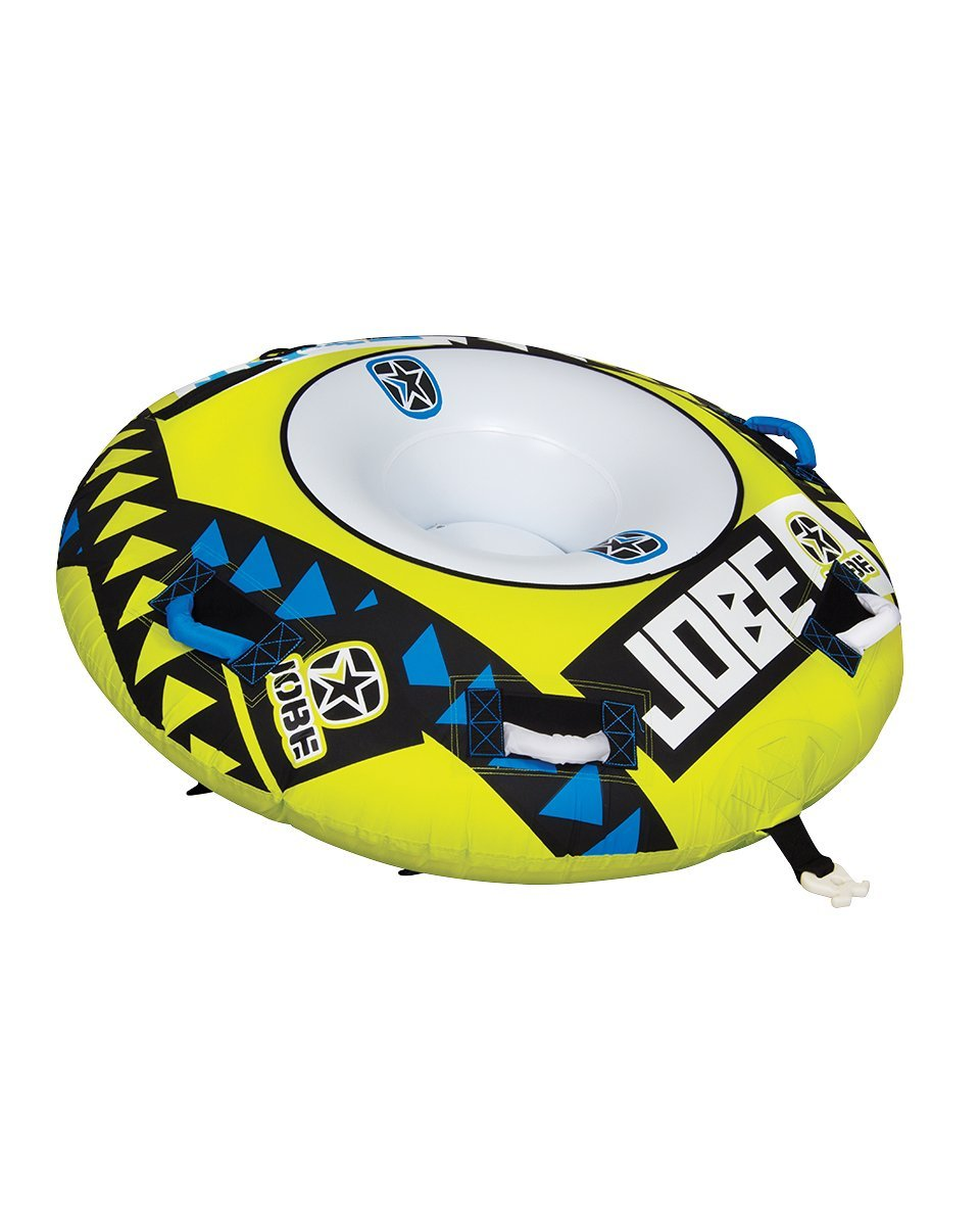 Jobe Play 1P - Flotador de Arrastre, Color Amarillo: Amazon.es: Deportes y aire libre