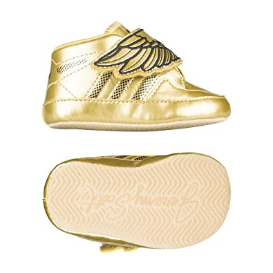 detailed look a6da7 4e609 adidas Originals JS Wings Jeremy Scott Infant Baby Crib Trainer Shoe RRP  £50 Amazon.co.uk Shoes  Bags