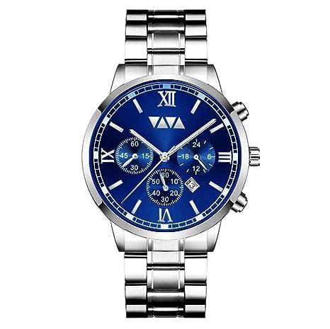 Amazon.com: Isa VAVA VOOM - Reloj de pulsera con cronógrafo ...
