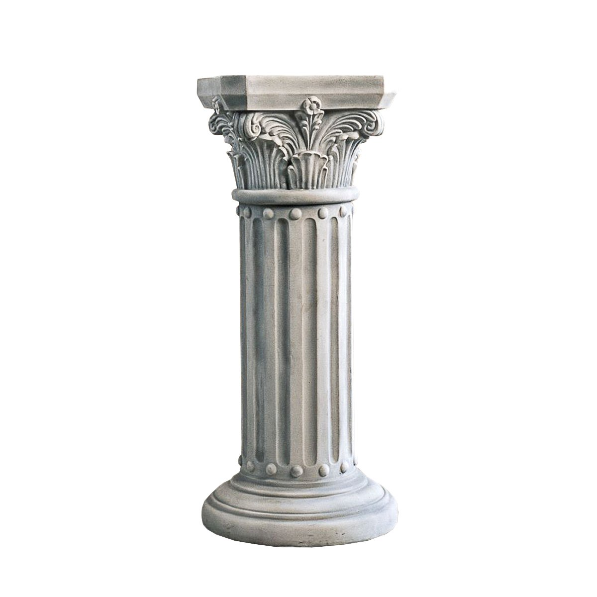 Design Toscano The Athena Corinthian Pedestal by Design Toscano